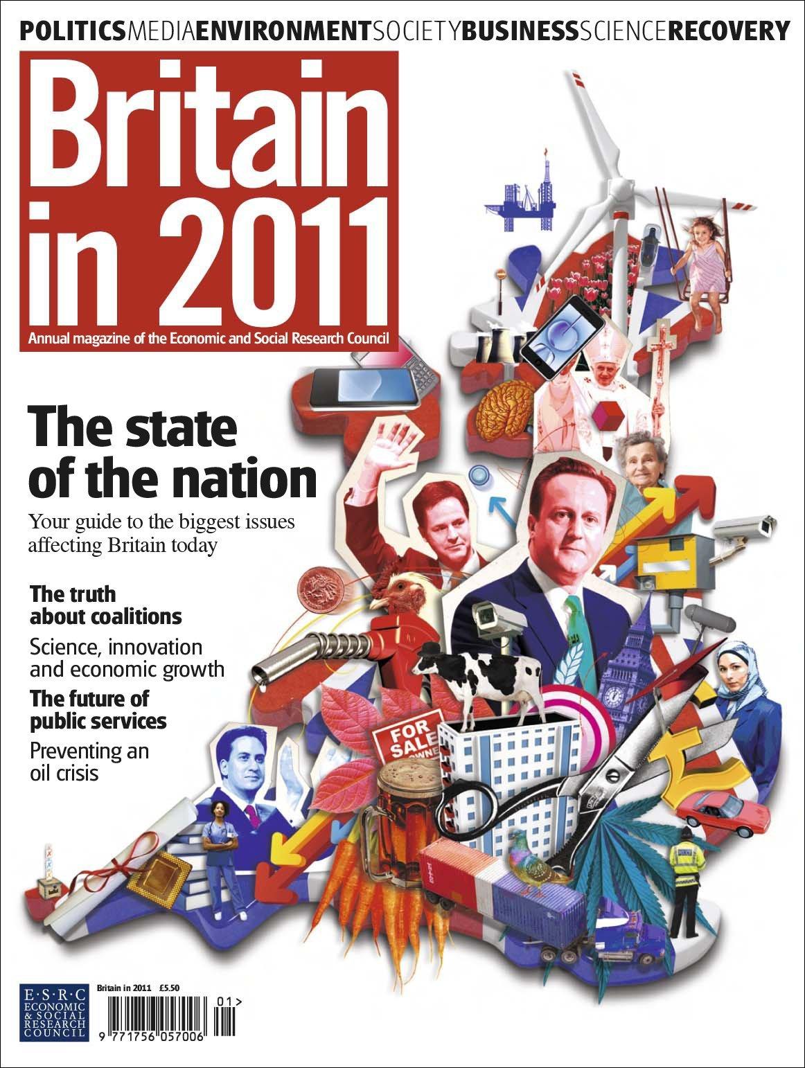 Britain in 2011 Digital
