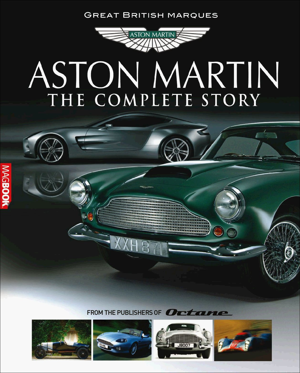 Aston Martin The Complete Story Digital