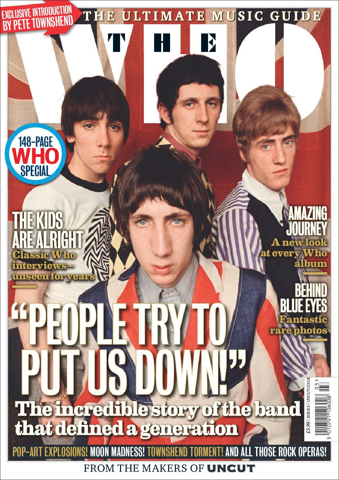 Uncut Ultimate Music Guide The Who Digital