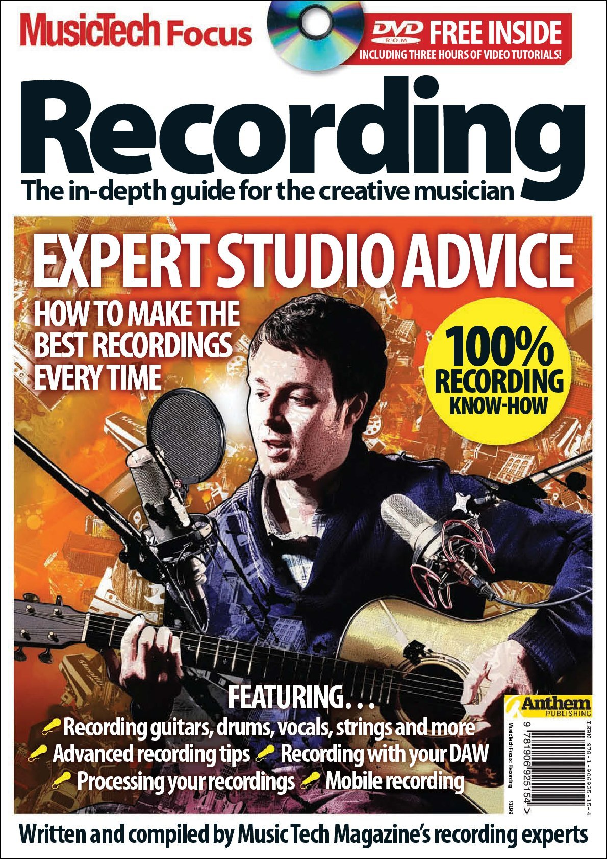 Music Tech Focus Reason 5 and record Digital