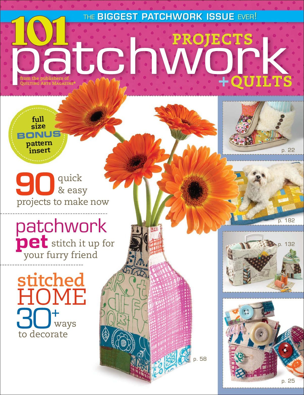 101 Patchwork Projects Quilts Digital