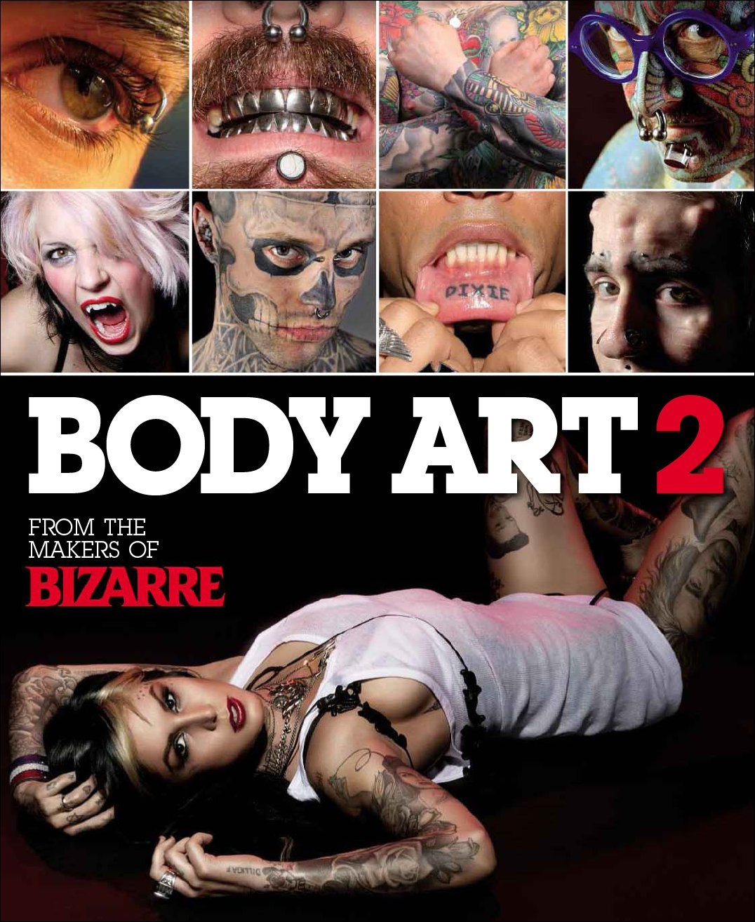 Bizarre Body Art 2 Digital