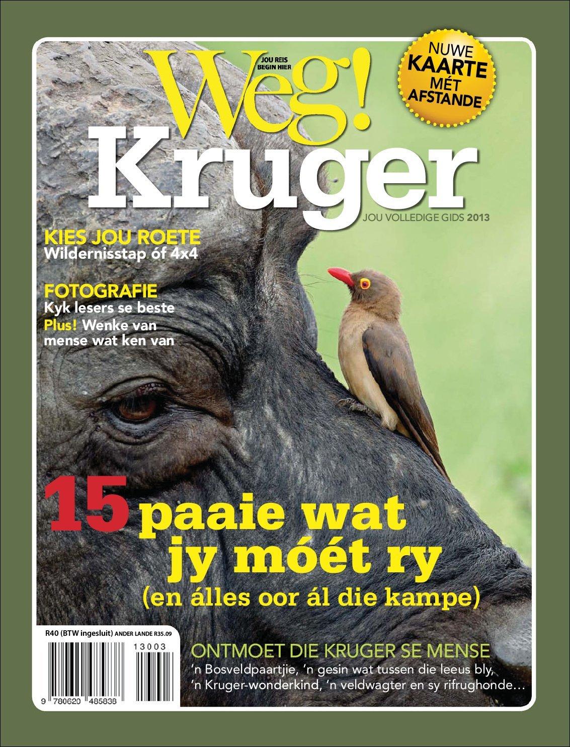 Weg Kruger (Digital)