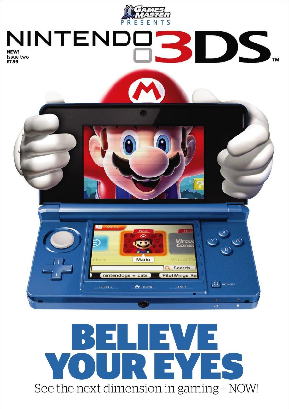 GamesMaster Presents Nintendo 3DS Digital