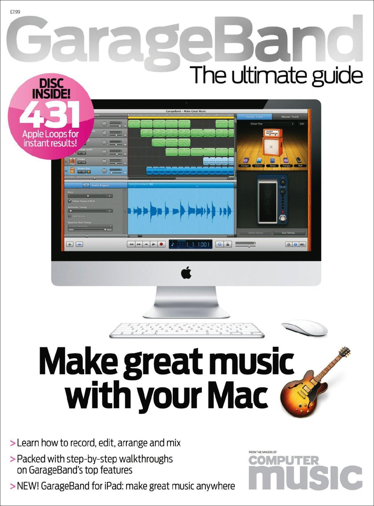 garageband  u2013 the ultimate guide magazine  digital