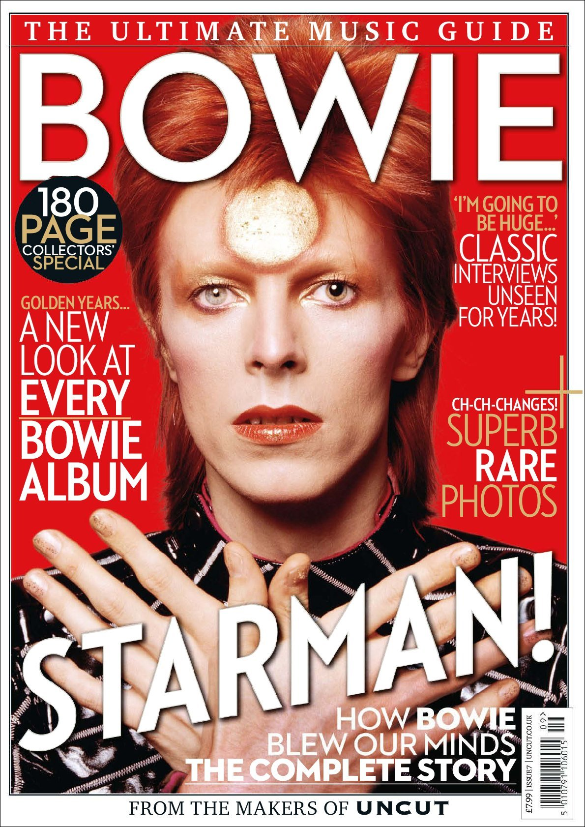 Uncut Ultimate Music Guide Bowie Digital