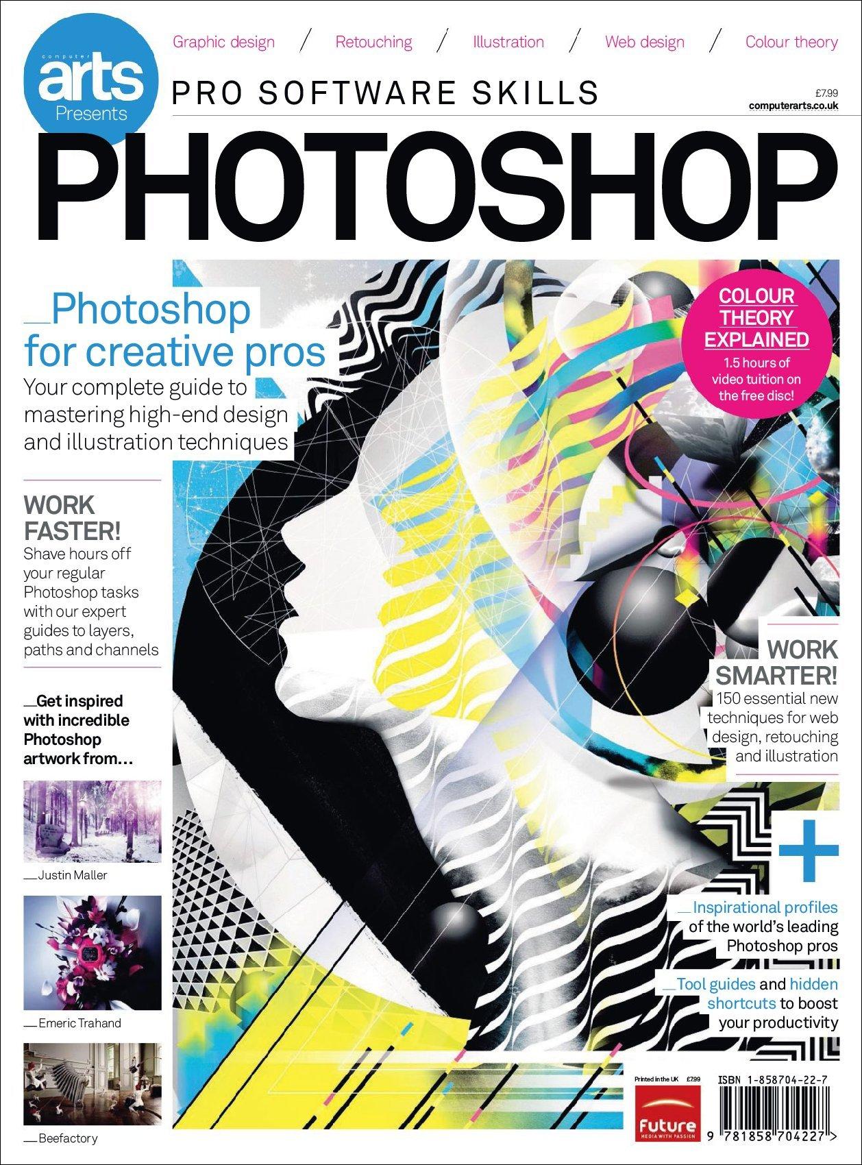 Computer Arts Pro Software Guide Photoshop Digital