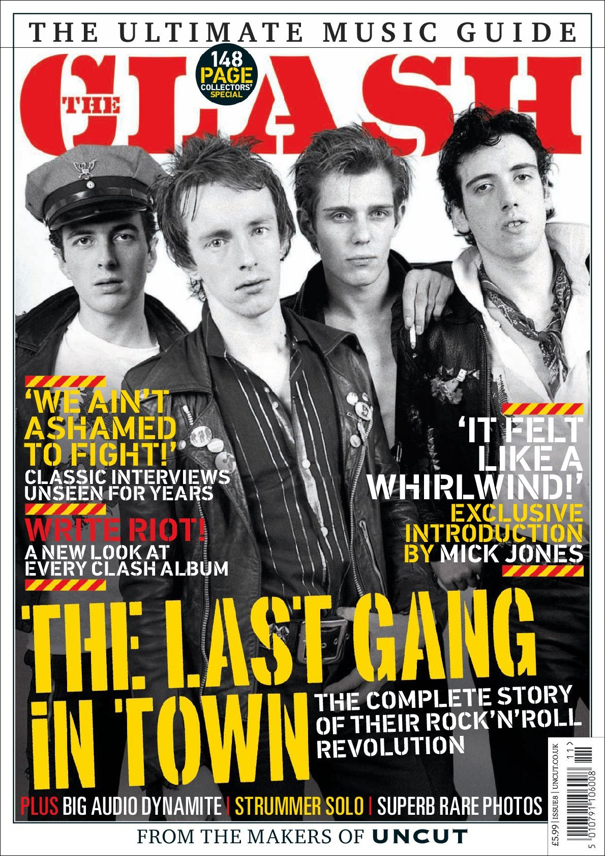 Uncut Ultimate Music Guide The Clash Digital