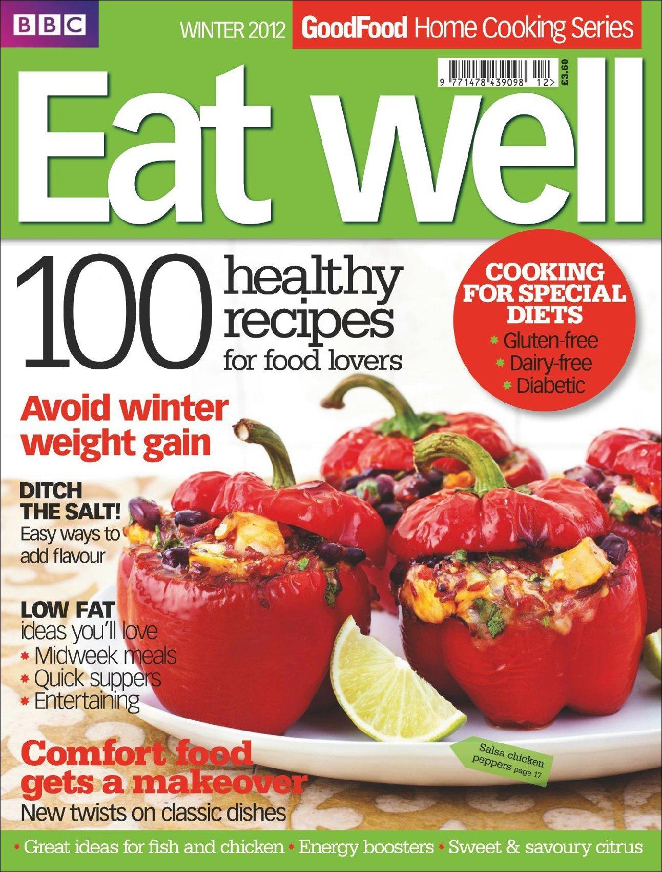 Good Food Eat well Healthy Digital