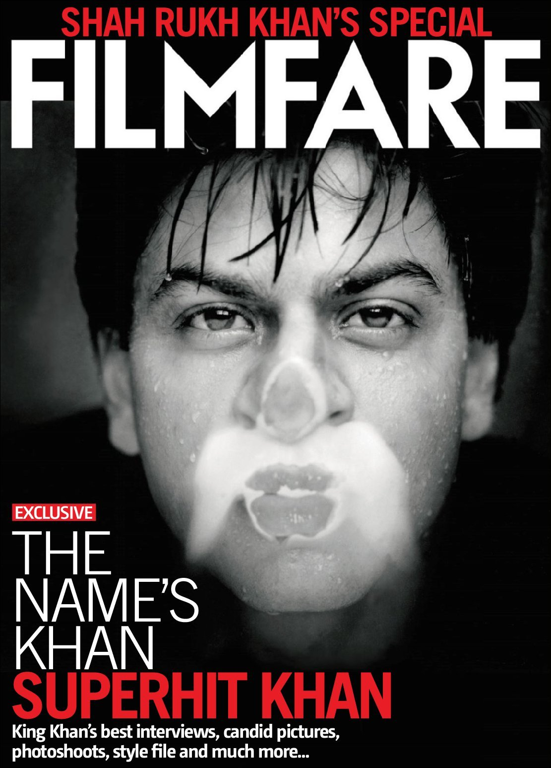 Filmfare Shah Rukh Khan Special Digital