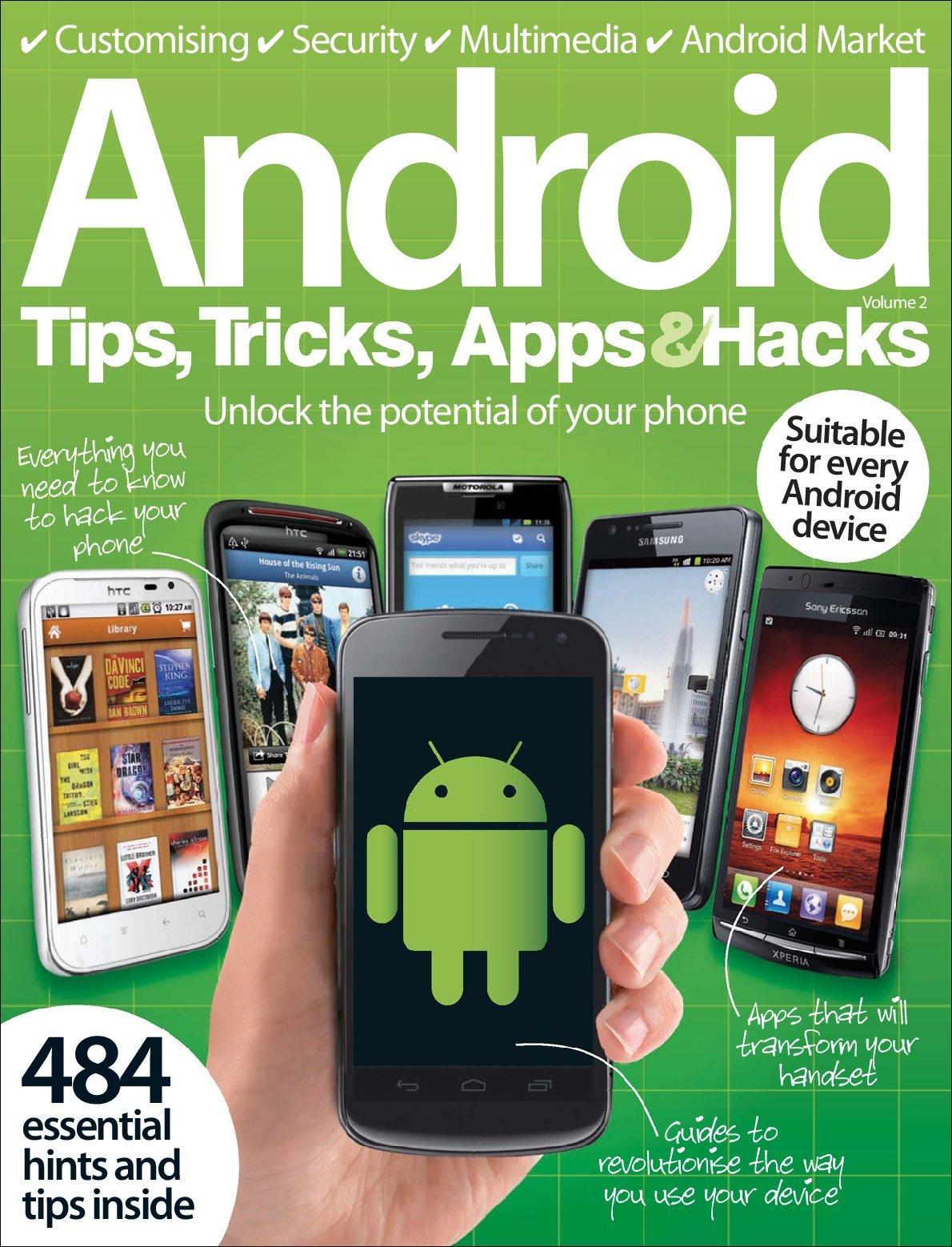 Android Tips Tricks Apps Hacks Vol 2 Digital