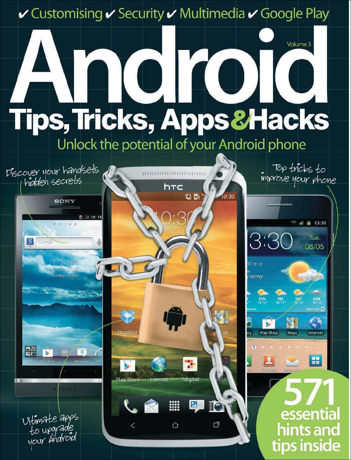 Android Tips Tricks Apps Vol 3 Digital