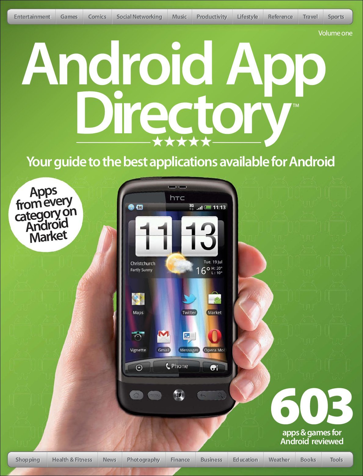 Android App Directory Vol 1 Digital