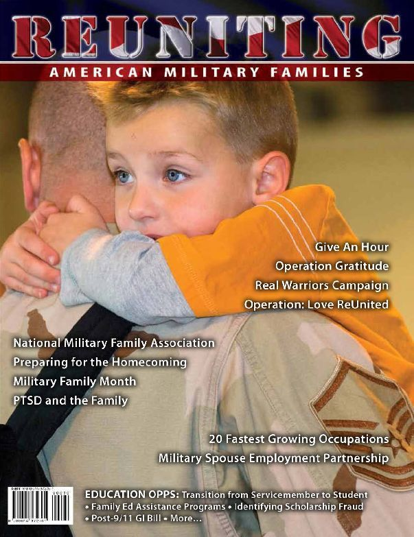 Reuniting American Military Families Digital
