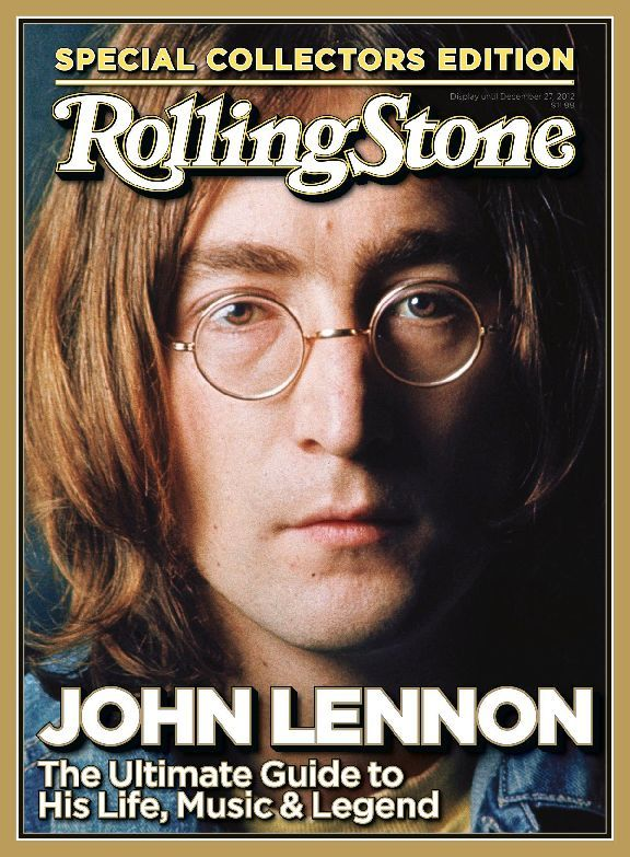 Rolling Stone Special John Lennon The Ultimate Guide to His Life Music Legend Digital