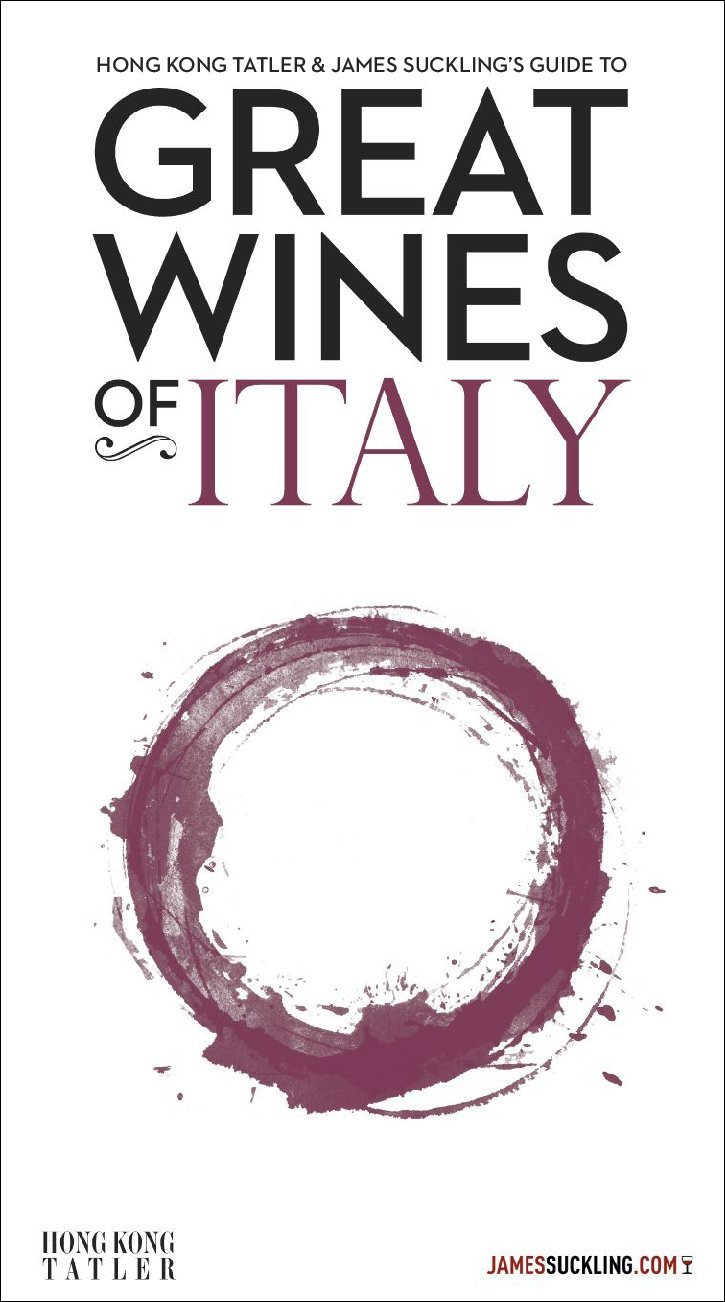 Hong Kong Tatler & James Suckling's Guide to Great Wines of Italy (Digital)