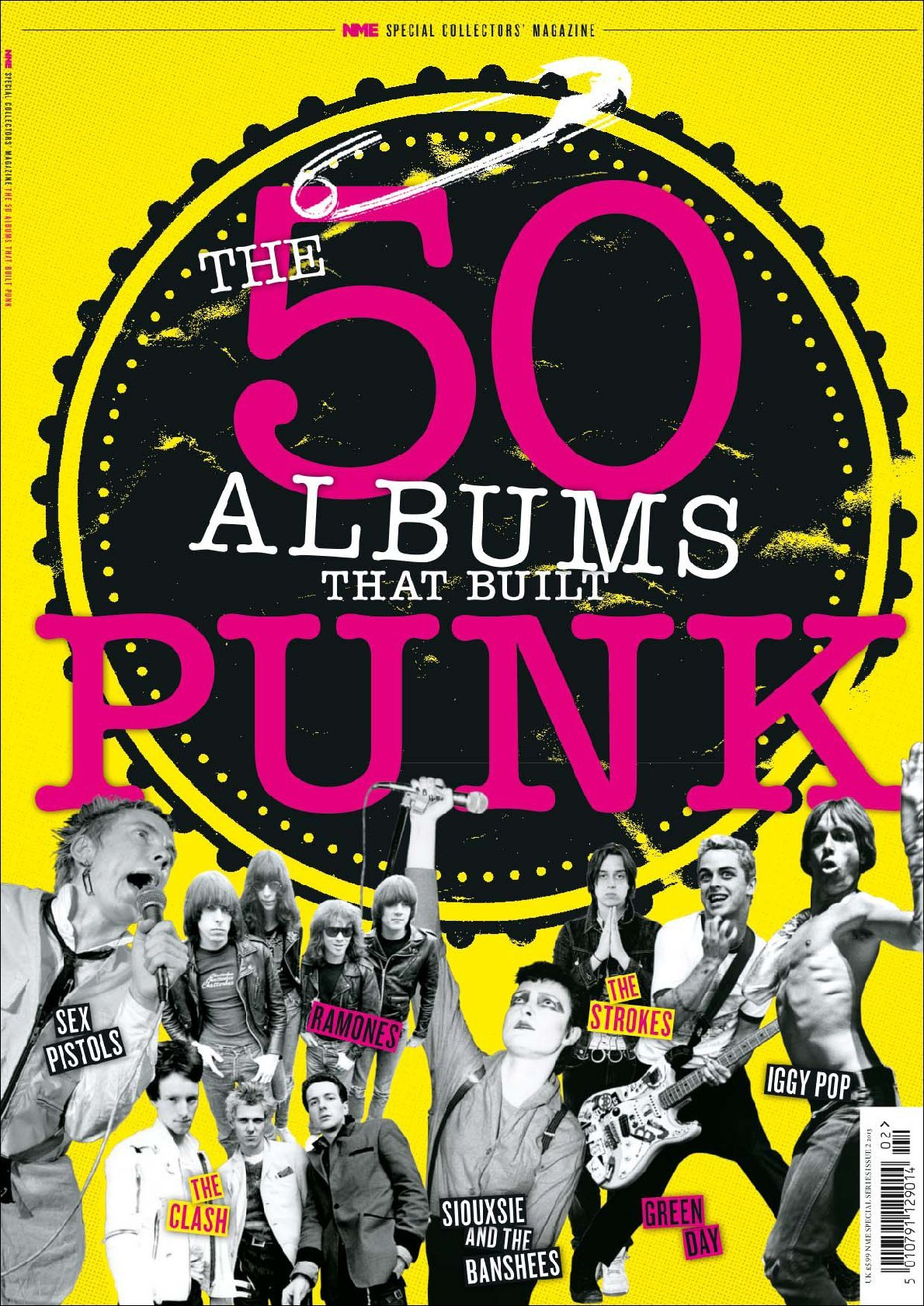 NME The 50 Albums That Built Punk Digital