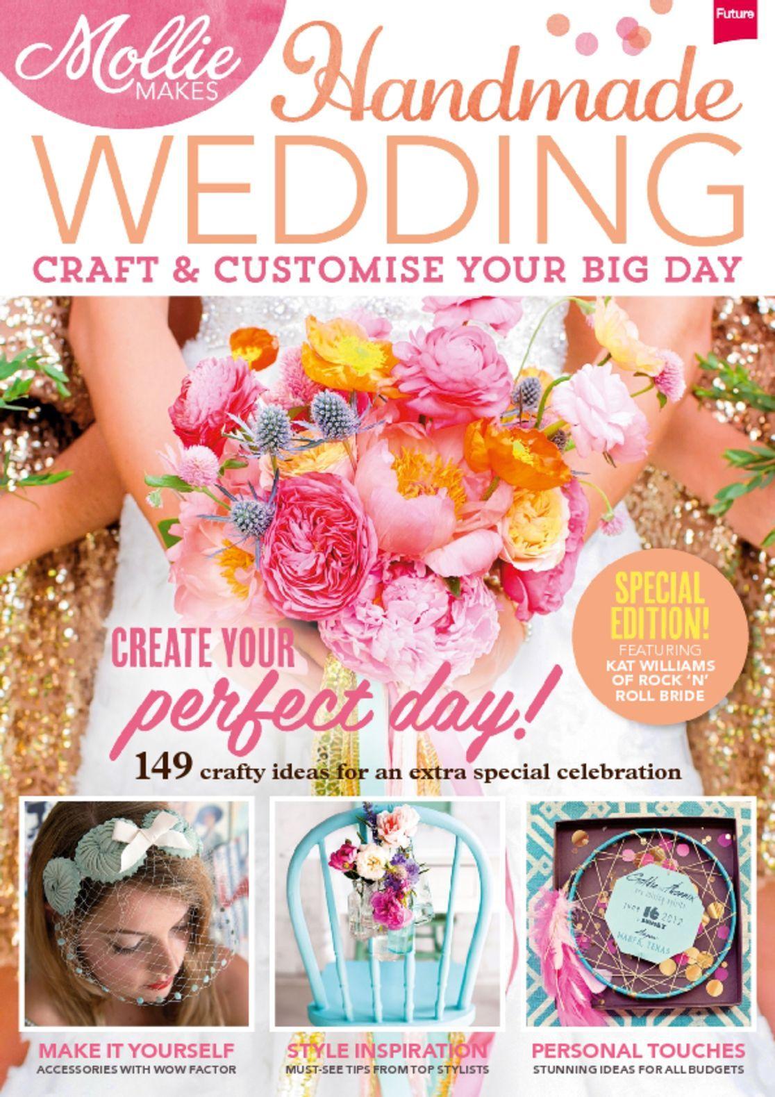 Mollie Makes Handmade Wedding Digital