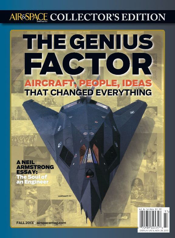 The Genius Factor Aircraft People Ideas That Changed Everything Digital