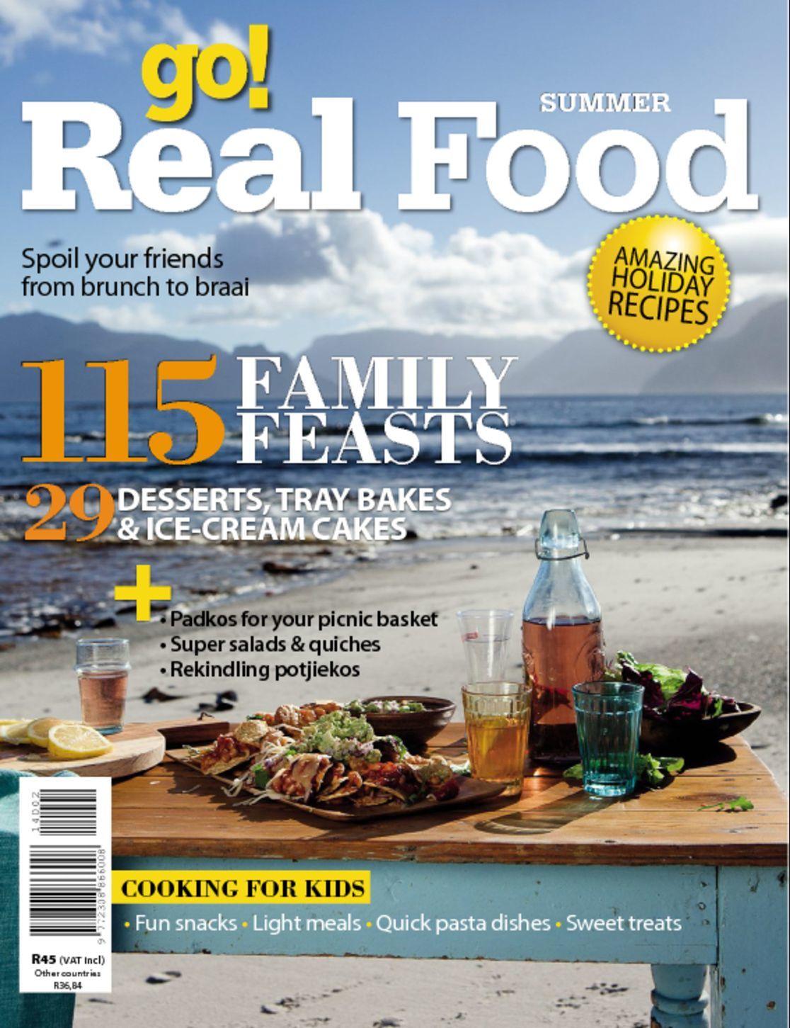 go Real Food Digital