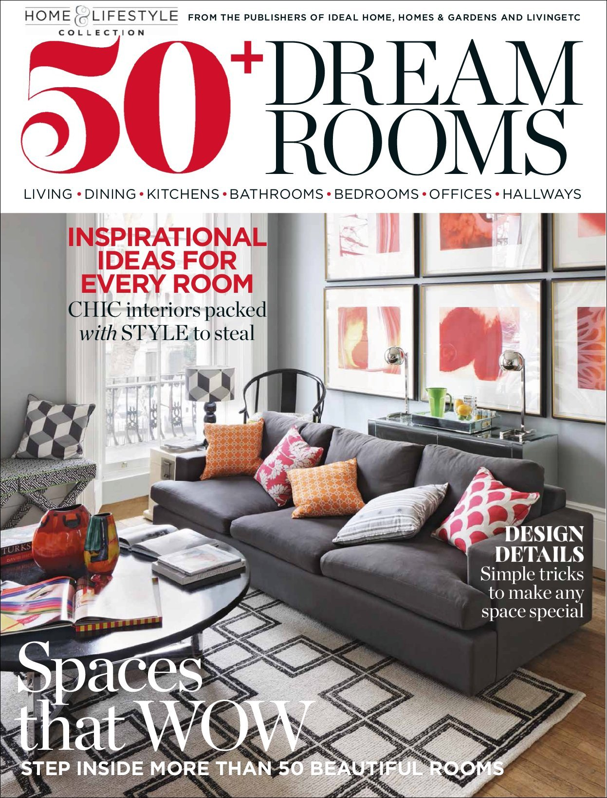 50 Dream Rooms Digital