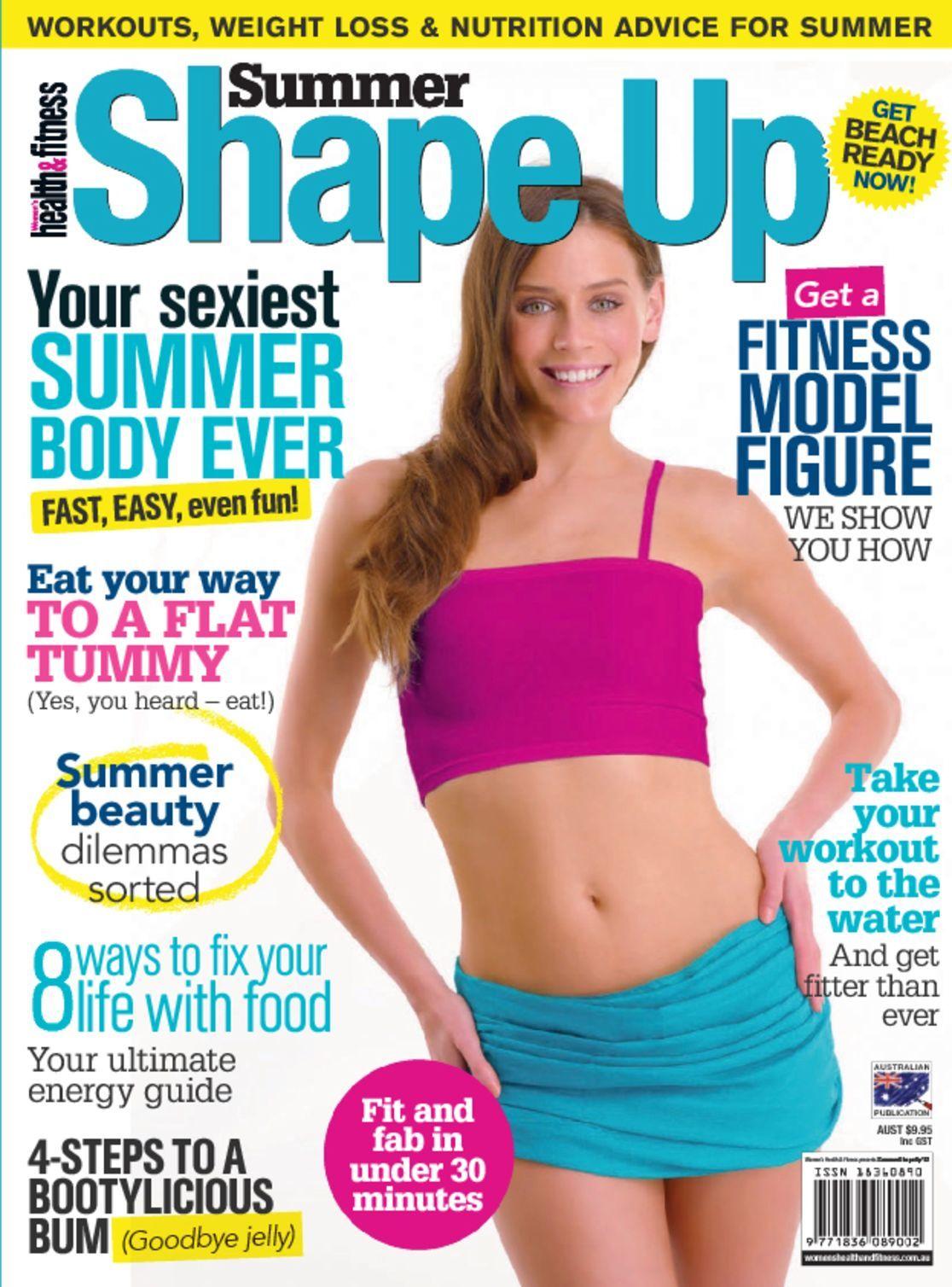 Summer Shape Up Guide Digital