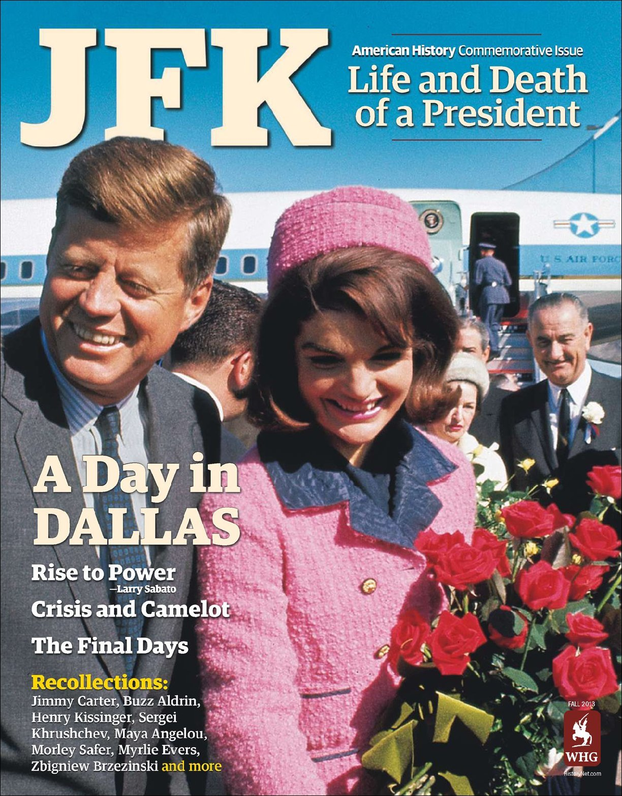 JFK Life and Death of a President Digital