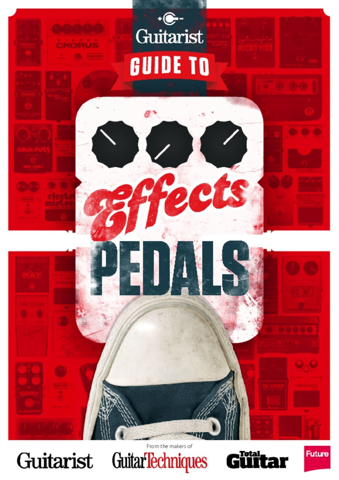 Guitarist Presents Guide To Effects Pedals Digital