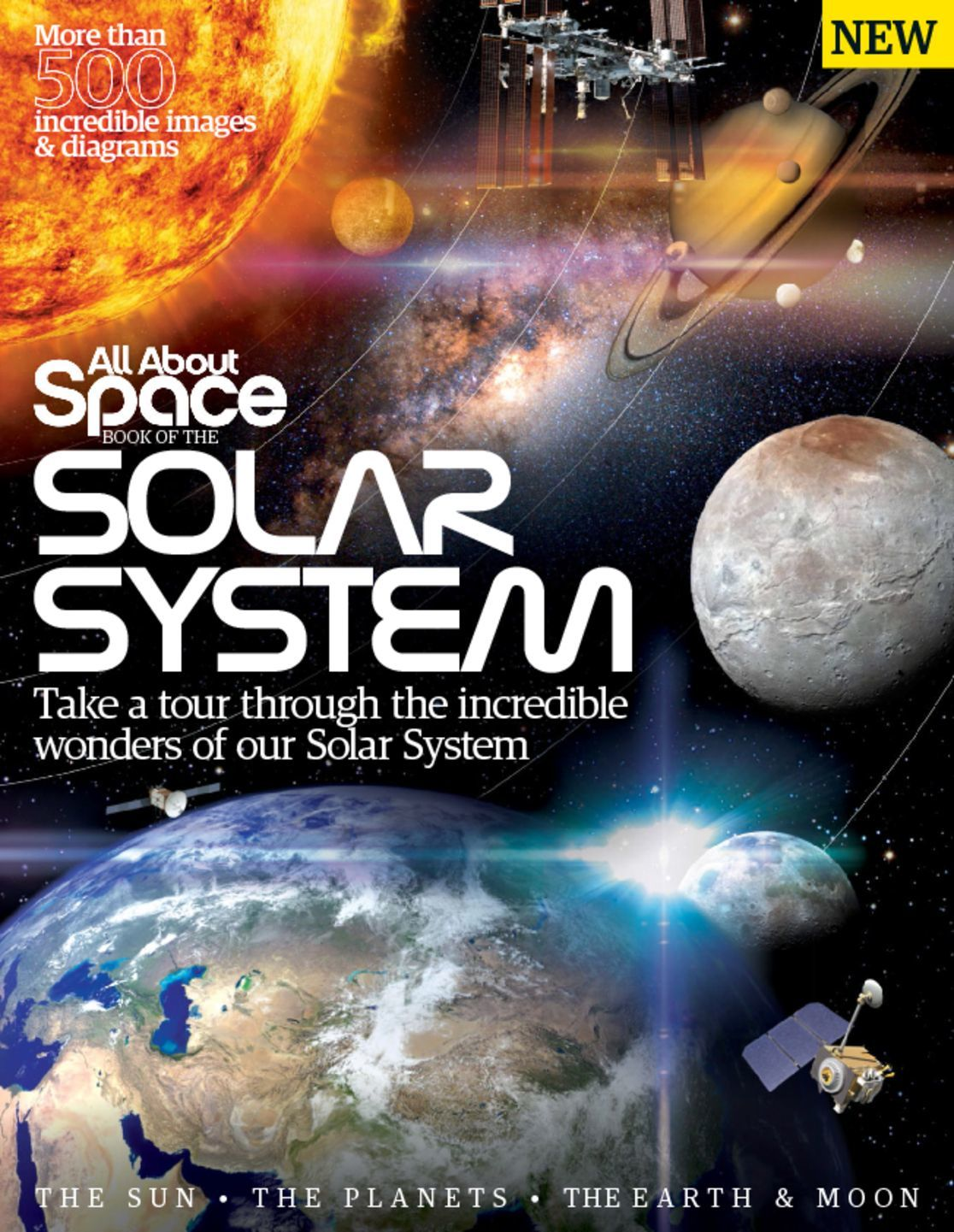 All About Space Book of the Solar System Digital