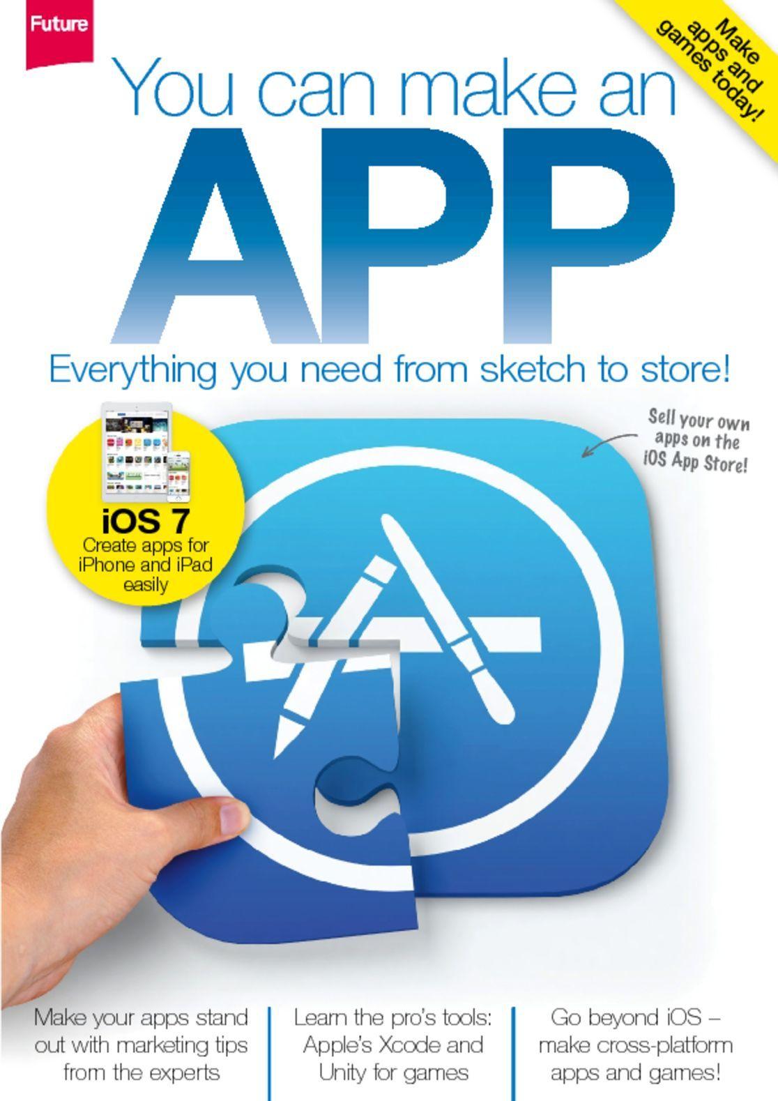 You can make an App Digital