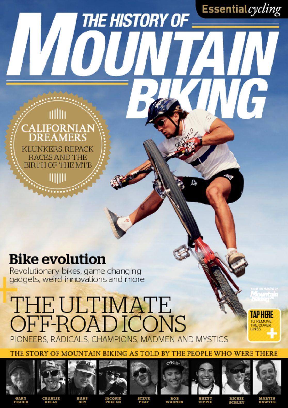 The History of Mountain Biking Digital