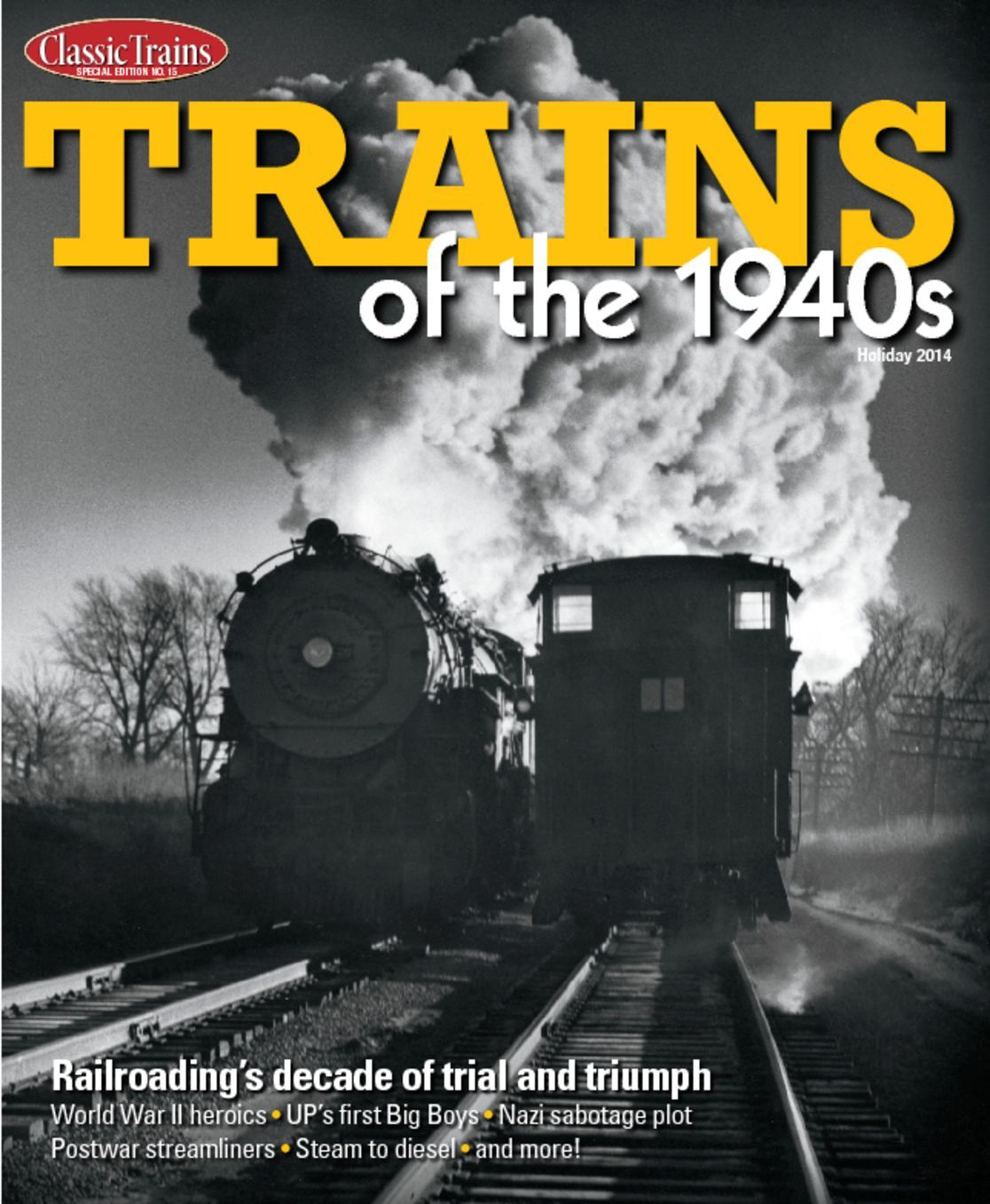 Trains of the 1940s Digital