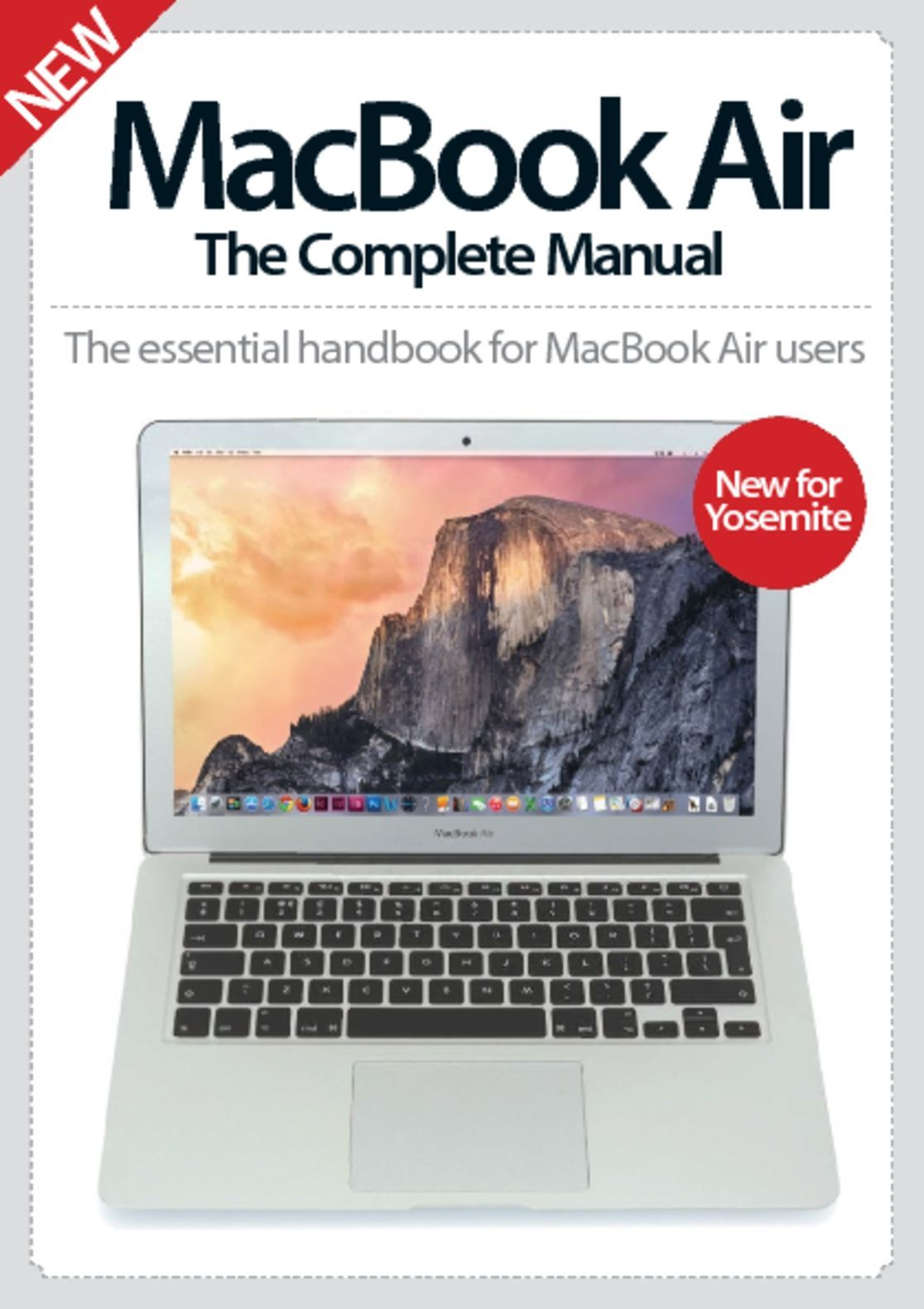 macbook air the complete manual magazine digital discountmags com rh discountmags com MacBook Air Case with Screen apple macbook air manual 2014