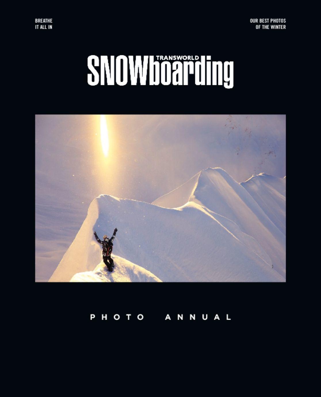 TransWorld SNOWboarding Photo Annual Digital