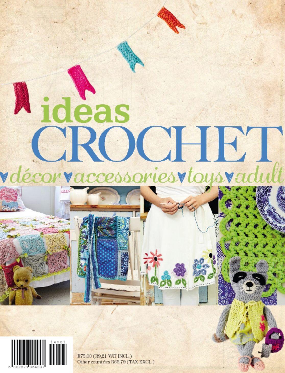 Ideas Crochet (Digital)