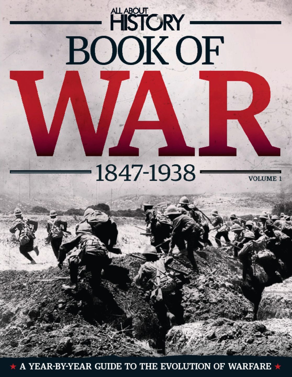 All About History Book of War Volume 1 Digital
