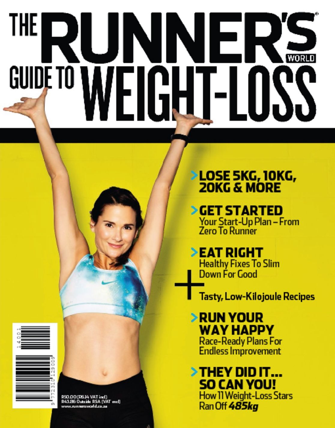 The Runner's World Guide to Weight Loss Digital