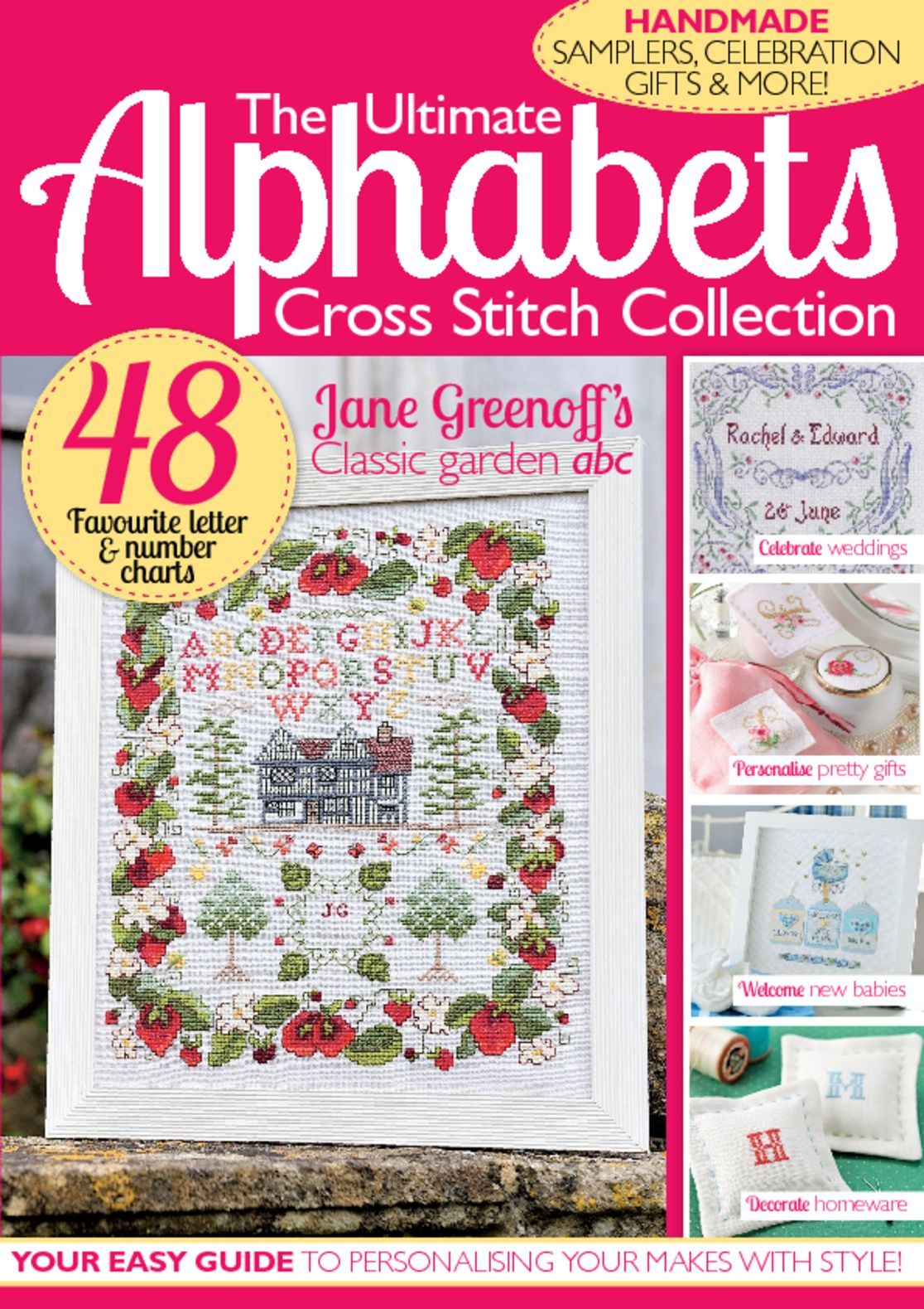 The Ultimate Alphabets Cross Stitch Collection (Digital)