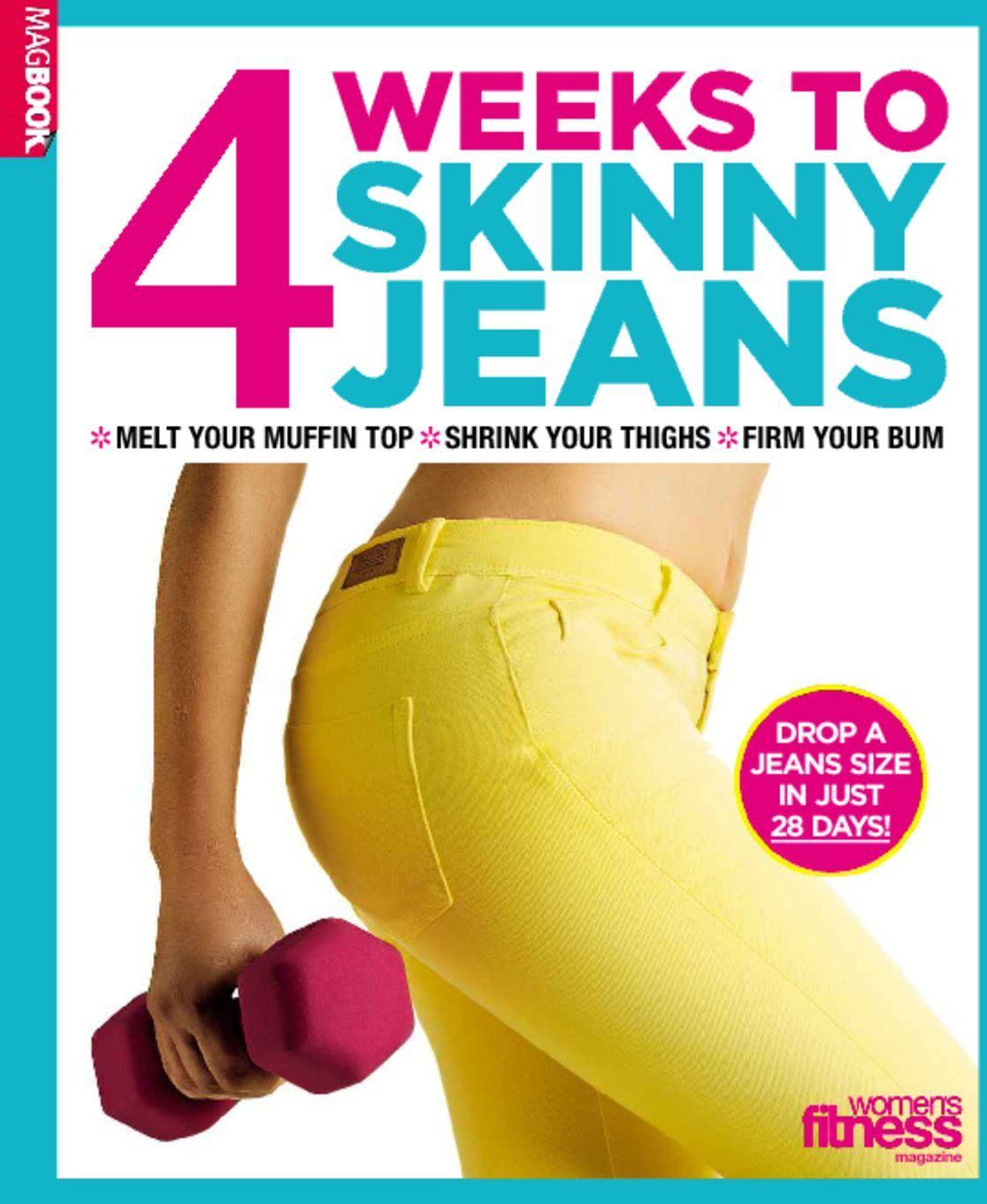 Womens Fitness 4 Weeks To Skinny Jeans Digital