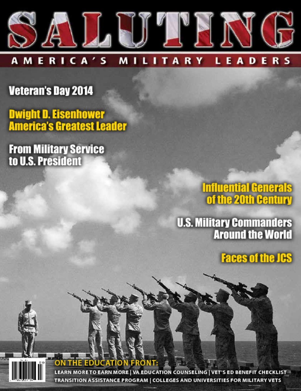 Saluting Americas Military Leaders Digital