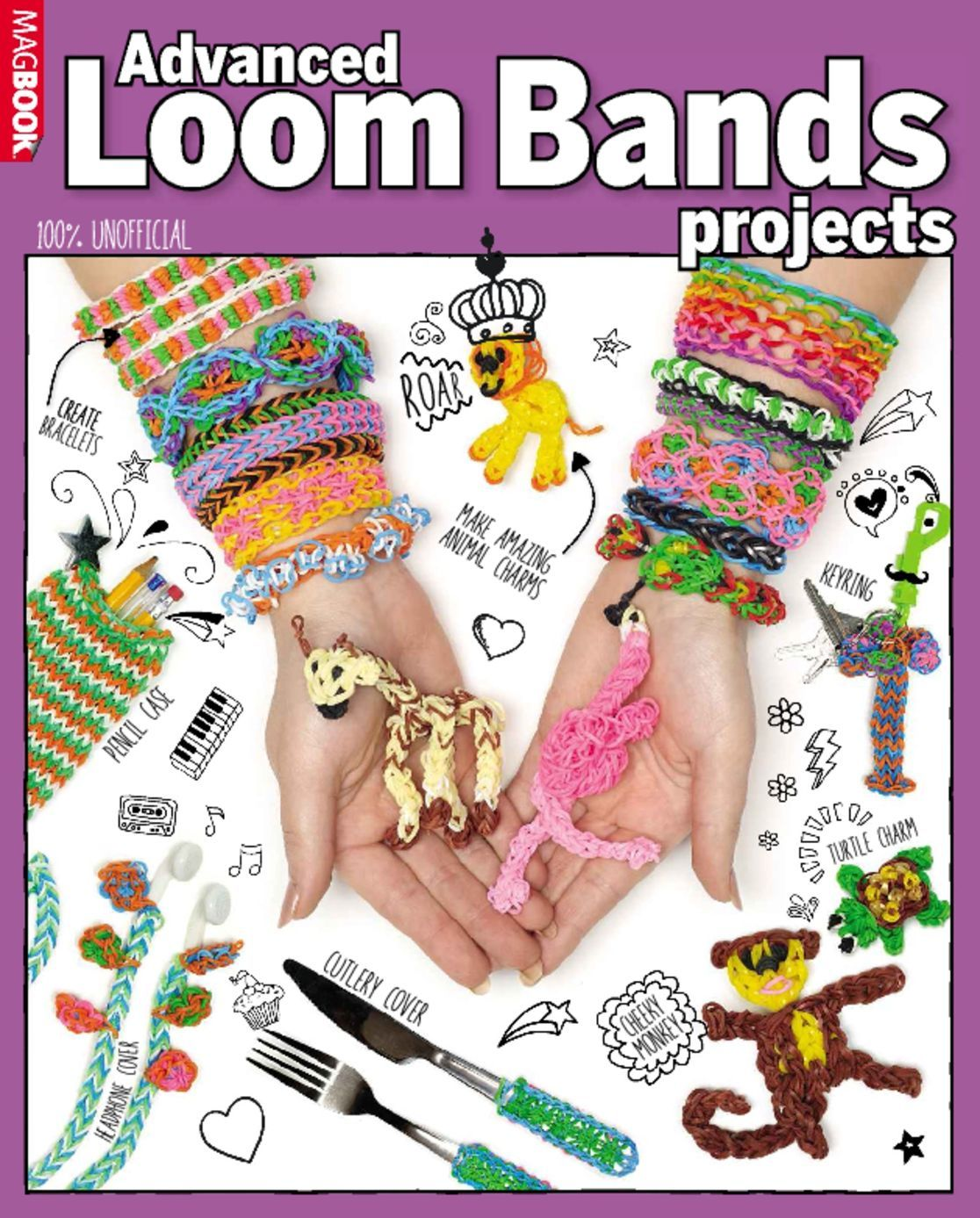 Advanced Loom Bands Projects Digital