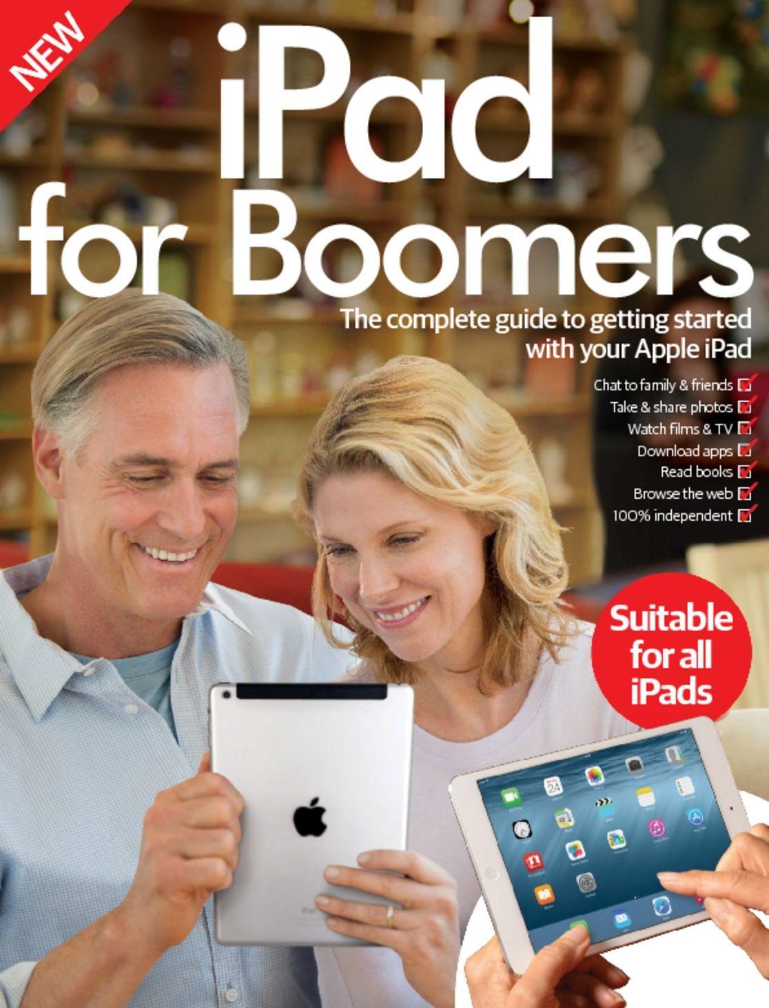 iPad for Boomers Digital