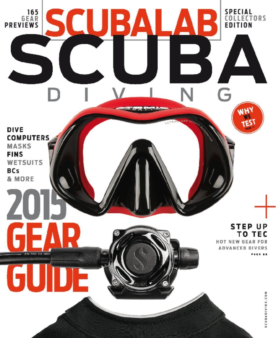 2015 ScubaLab Gear Guide Digital