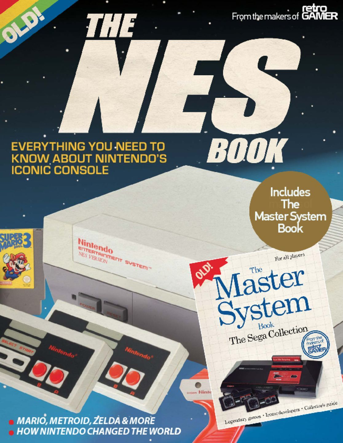 The NES Master System Book Digital