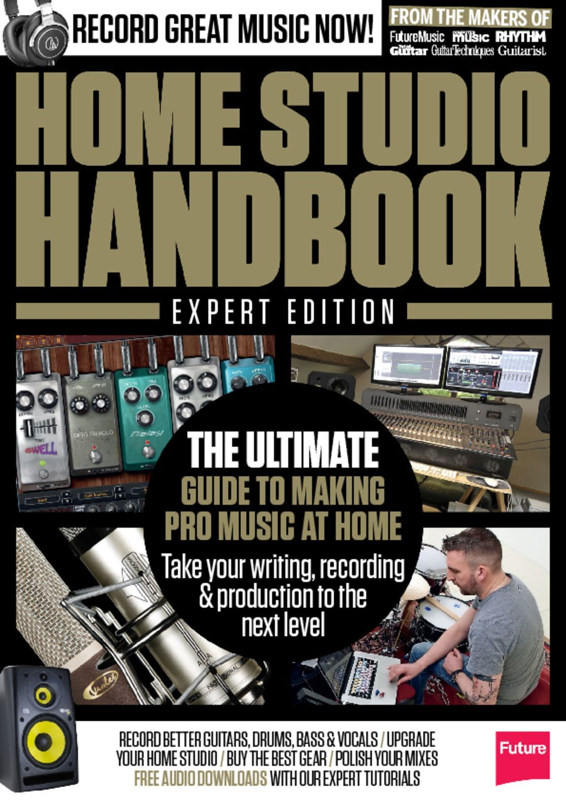 Home Studio Handbook Expert Edition Digital