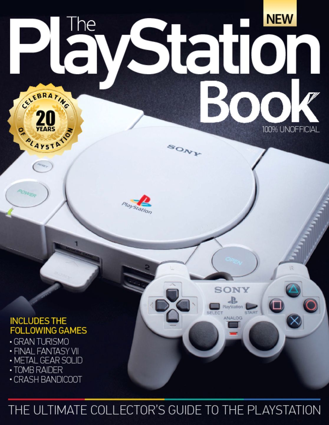 The PlayStation Book Digital