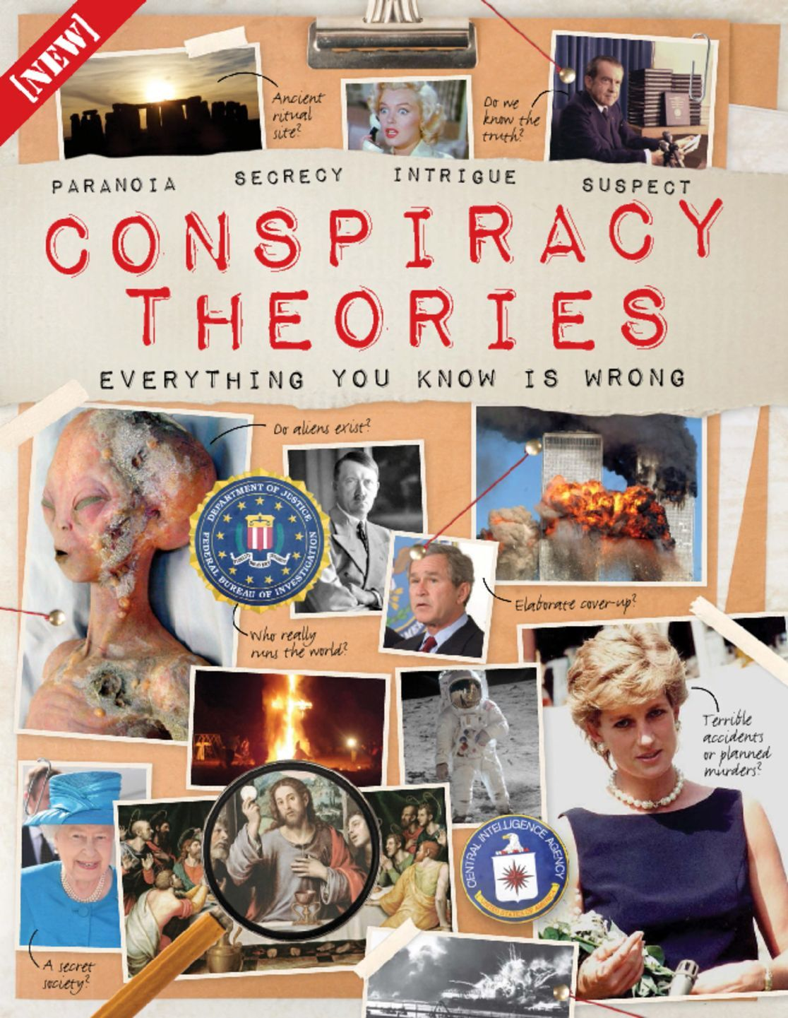 Conspiracy Theories Digital