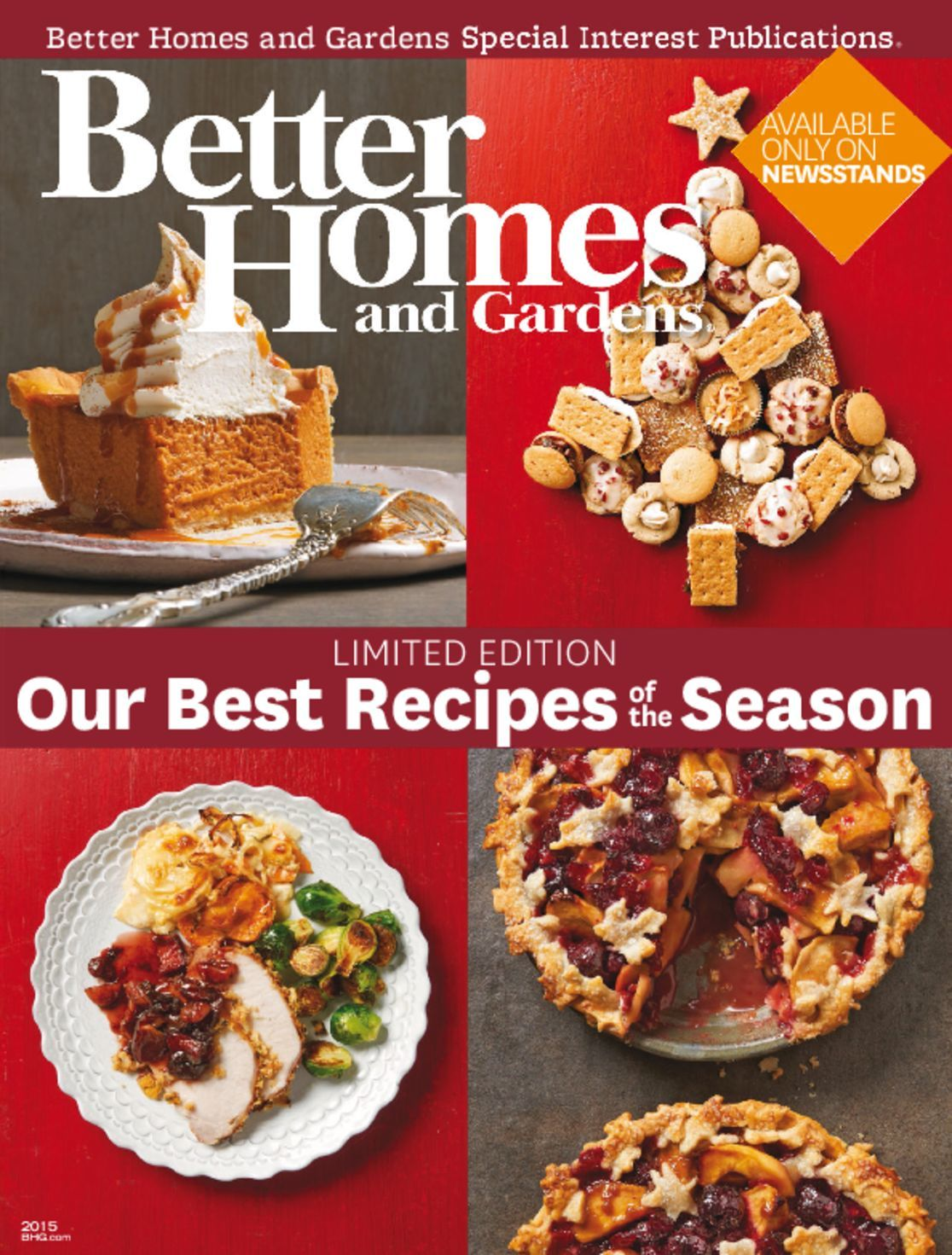 Bhg Limited Edition Our Best Recipes Of The Season