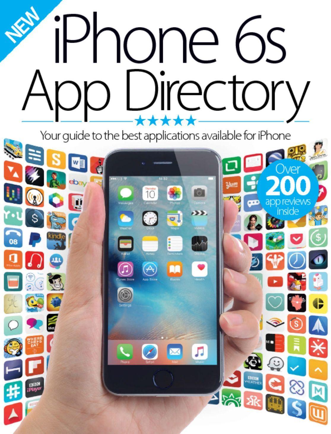 iPhone 6S App Directory Vol 1 Magazine Subscription (Digital)