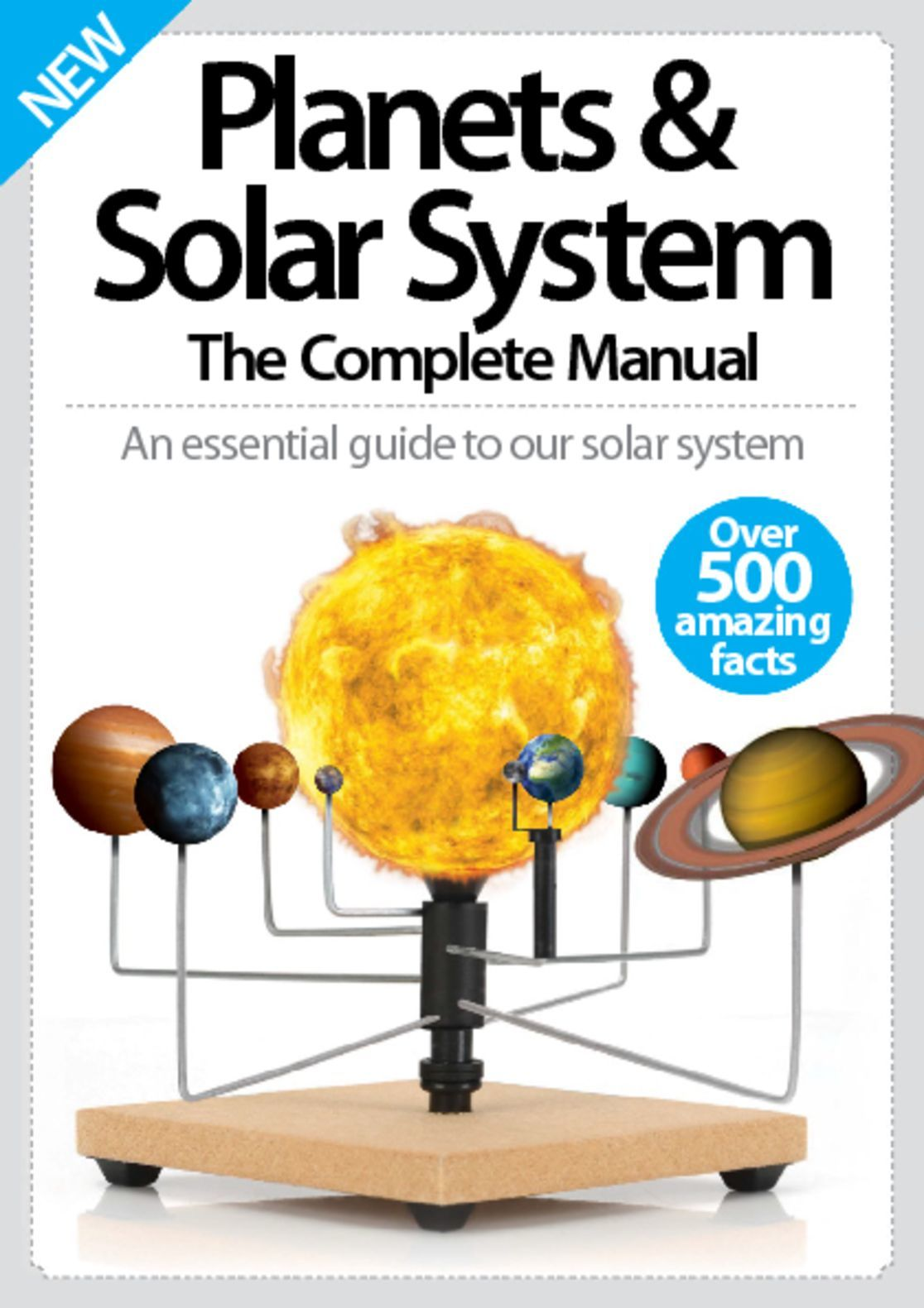 Planets Solar System The Complete Manual Digital